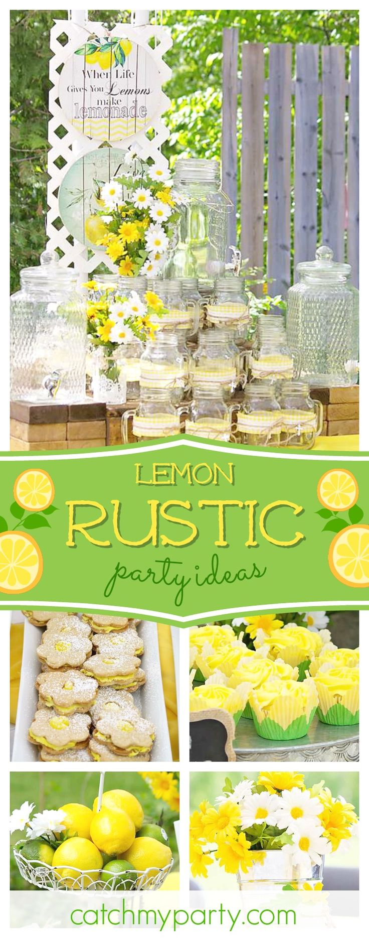 861 best Garden Party Ideas images on Pinterest | Alcohol popsicles ...