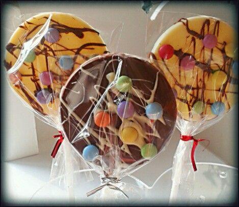 #Chocolate #lollipops #sweet #pops #smarties #candy #manchester www.facebook.com/sweetngroovystuff