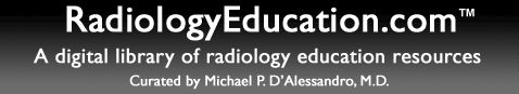 RadiologyEducation.com(tm) : A digital library of radiology education resources