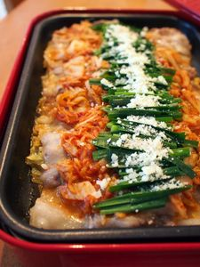 豚キムチのホットプレート蒸し鍋 by 加瀬 まなみ / レシピサイト「ナディア / Nadia」/プロの料理を無料で検索