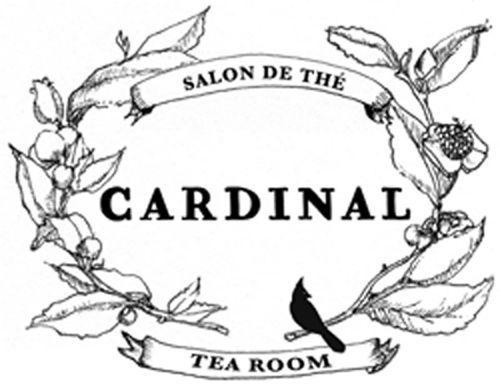 Salon de thé Cardinal ( Old London atmosphere ) Lovely Scones ++  Opened Thursday - Sunday 11:00-7:00