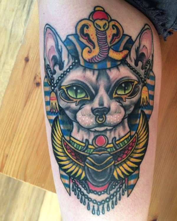Best 20+ Egyptian Goddess Tattoo Ideas On Pinterest