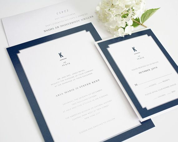 Dark Blue Wedding Invitations: Best 25+ Dark Blue Weddings Ideas On Pinterest