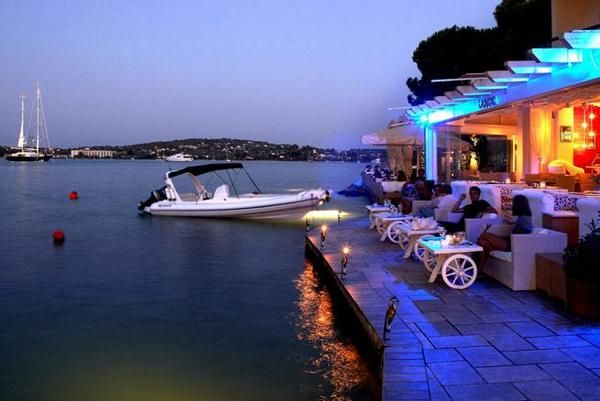 Porto Heli, Peloponnese, Greece <3 I WANT YOU THIS CLOSE TO ME - DAY TURNS TO NIGHT #SEAVIEW #LOVE ♥ #HOTCOUPLE ♥ #KISS ♥ #SUMMER ♥