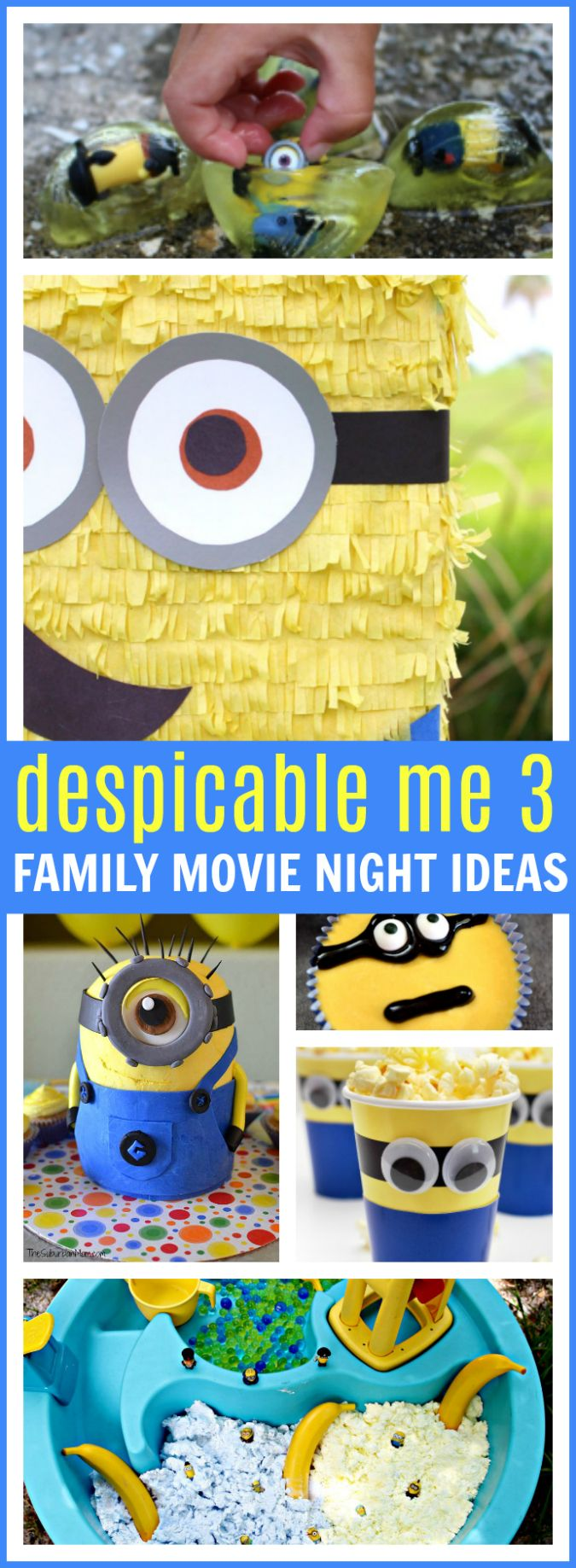 Celebrate Despicable Me 3 Special Edition At Home Release + Family Movie Night Ideas - Raising Whasians via @raisingwhasians (AD) #DespicableMe3 #DM3Family