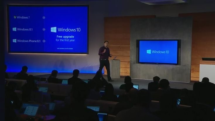 Windows 10 to Be Free for Windows 8.1 and Windows 7 Users