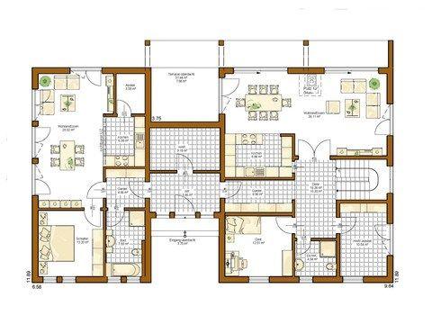Haus Twinline R Genua RenschHaus Einfamilienhaus mit