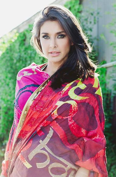 Actress-model Lisa Ray shared a picture of herself from her latest shoot. #Bollywood #Fashion