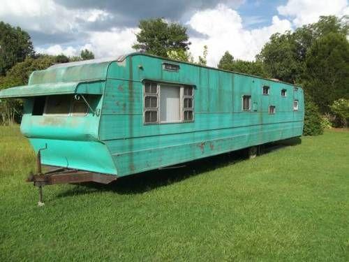 Park model trailer home