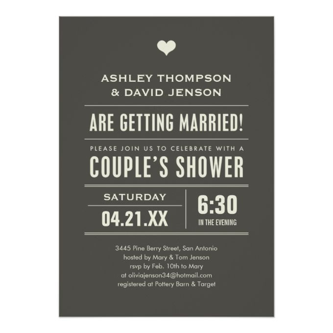 2628 best engagement party invitations images on pinterest, Party invitations