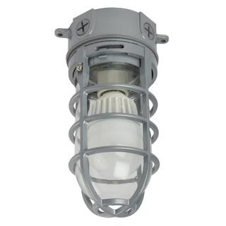 Shop for Lithonia Lighting Ceiling-Mount 1-light Outdoor Hanging Grey LED Vapor Tight. Get free delivery at Overstock.com - Your Online Garden