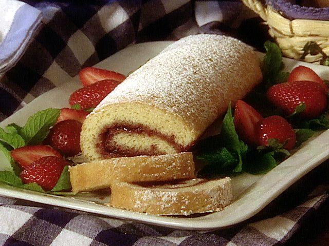 Swiss Roll Cake Recipe Joy Of Baking