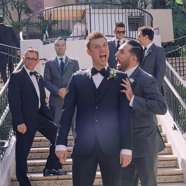 Nick Carter Wedding | www.pixshark.com - Images Galleries ...