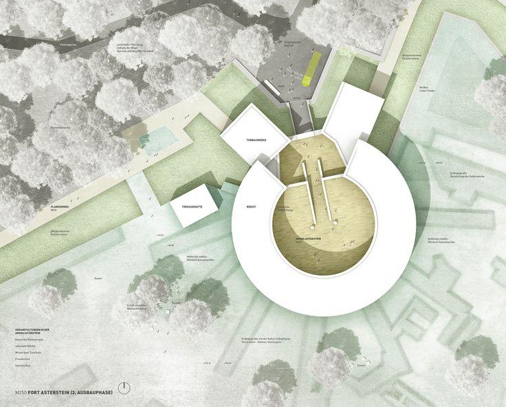 Gewinner Aufgabe B: Fort Asterstein, © Schmitz/Schwarz