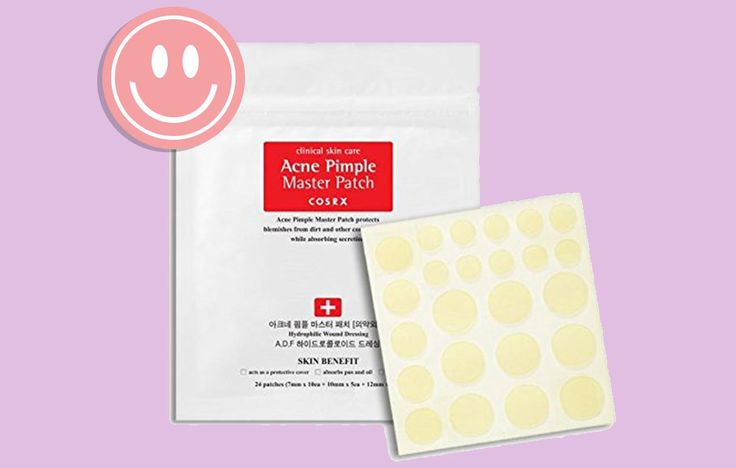 People Are Obsessed With These Korean Pimple Patches   Women's Health