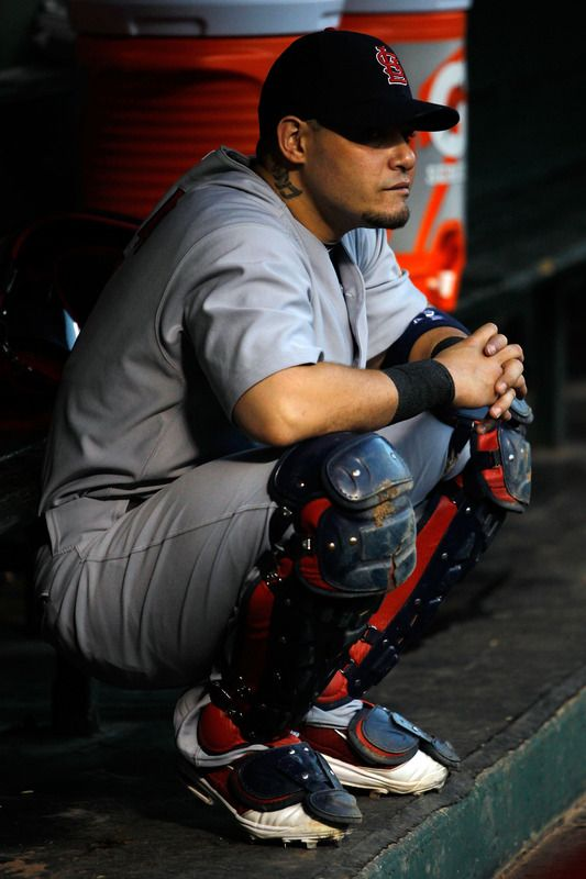 YADI <3  the best catcher in the MLB, hands down (posey and lucroy have nothing on him)