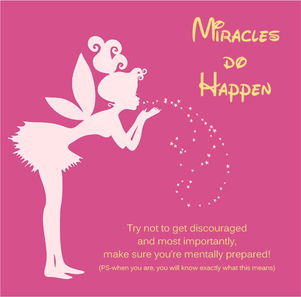 miracles do happen #niaw