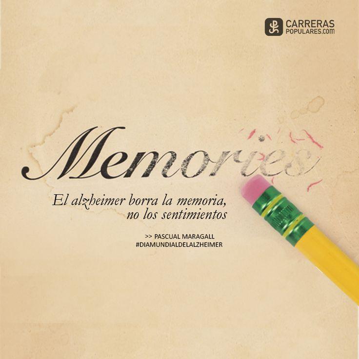 El alzheimer borra la memoria no los sentimientos