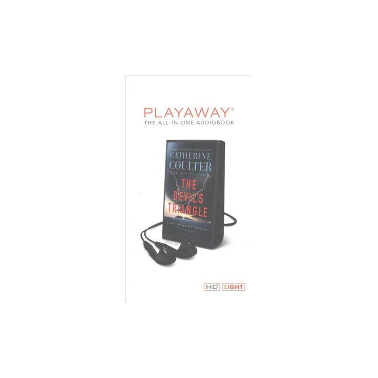 Devil's Triangle (Unabridged) (Pre-Loaded Audio Player) (Catherine Coulter & J. T. Ellison)