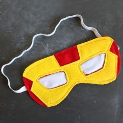 Superhero Sleep Masks   Looksi Square
