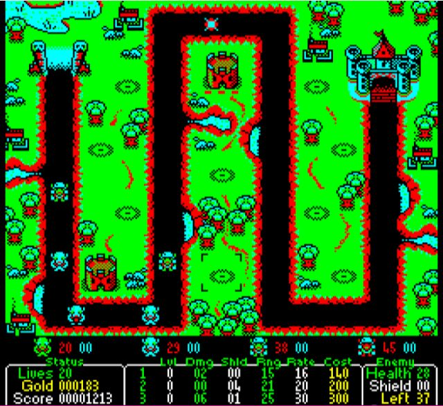 Castle Defender is a brilliant new game for the BBC micro  Every now and then a new game is developed for vintage computers. Built by computing enthusiasts these games are often better than the original offerings from the time that the machines were first popular or include titles and ideas that come from the modern age.Castle Defender is the BBC micro's first ever tower defence game and it is really very good. Programmed by Chris Bradburne with graphics by John Blythe this game is superbly…