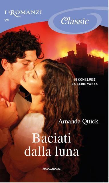 baciati dalla luna Amanda Quick - Cerca con Google