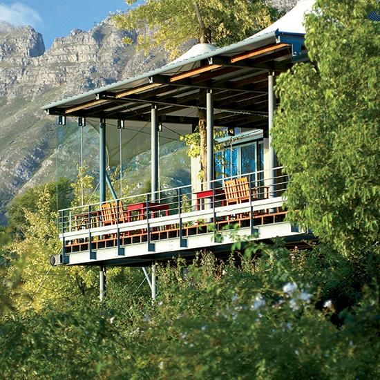 Tokara restaurant in South #Africa offers one of the world's best #wine tasting experiences