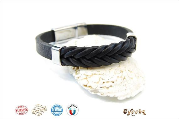 Hey, I found this really awesome Etsy listing at https://www.etsy.com/listing/570527809/leather-bracelet-men-mens-jewelry-women