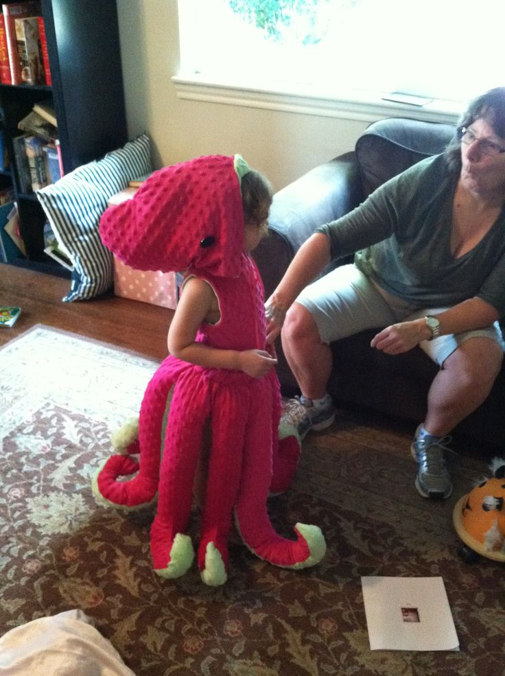 Octopus costume                                                                                                                                                                                 More