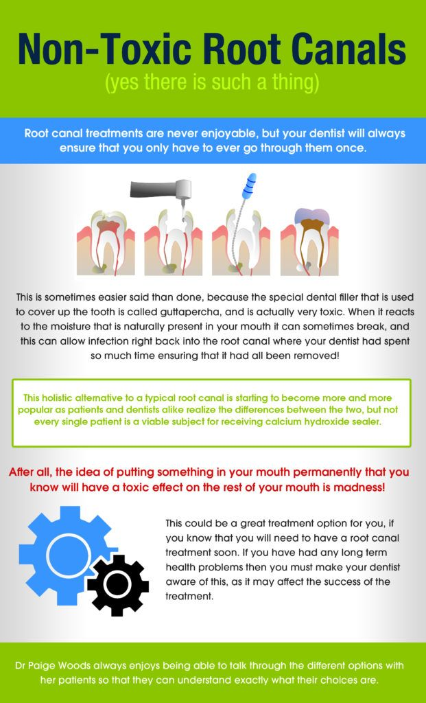 Is There Such A Thing As Non-Toxic Root Canals