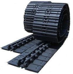 Rubber Tracks Plus offer comprehensive ranges of #rubbertrack and #steeltracks and track running gear - each catering for the specific requirements of individual customers.