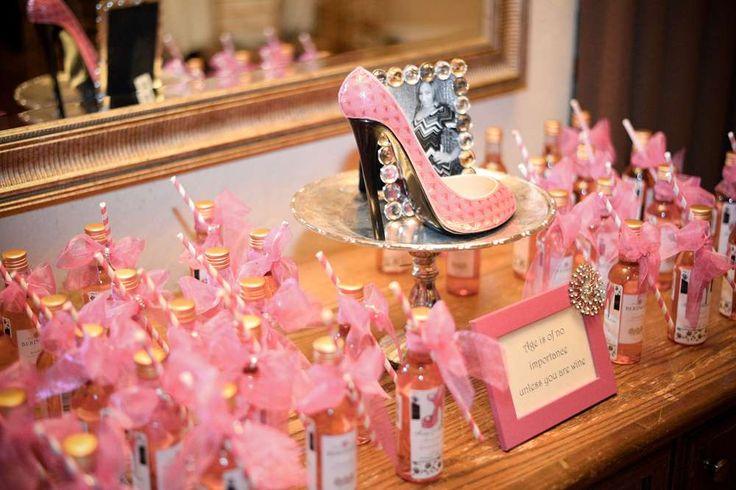 High Heels 40th Birthday Birthday Party Ideas Photo 1