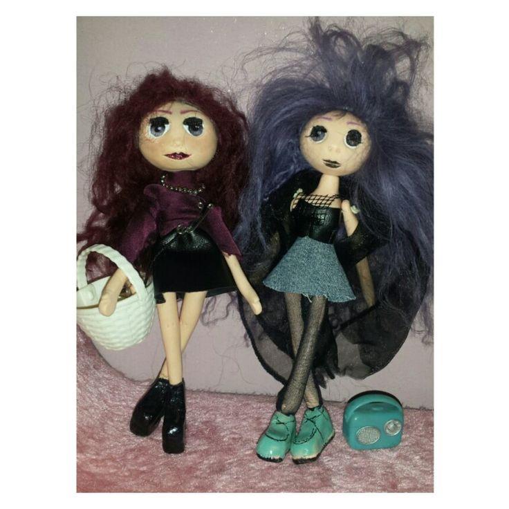 Doll ** handmade by me