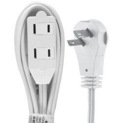 GE 50360 6-Toes Wall Hugger Extension Wire