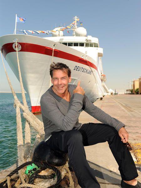 2013 der neue Traumschiffkapitän