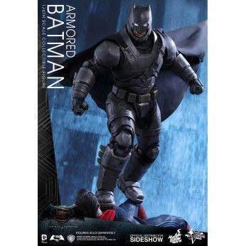 Hot Toys - Batman v Superman - Armored Batman Action Figure 1/6 33 cm