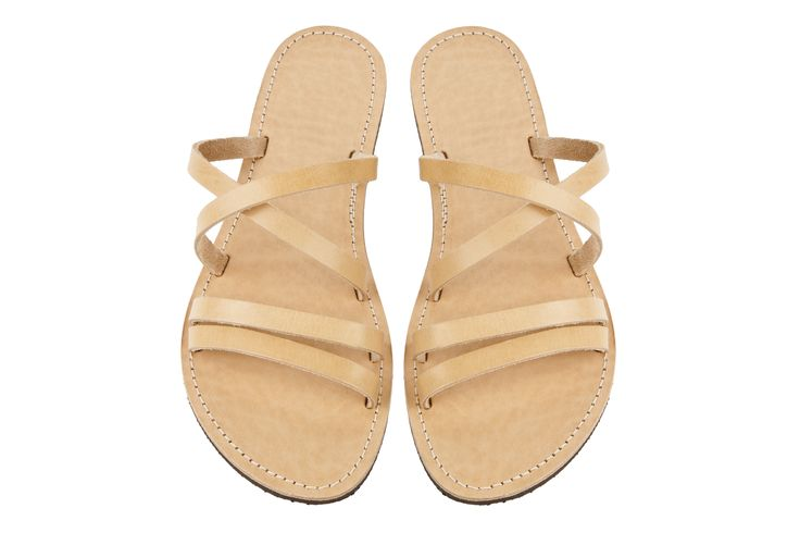 Isapera sandals : Mersyni in Natural