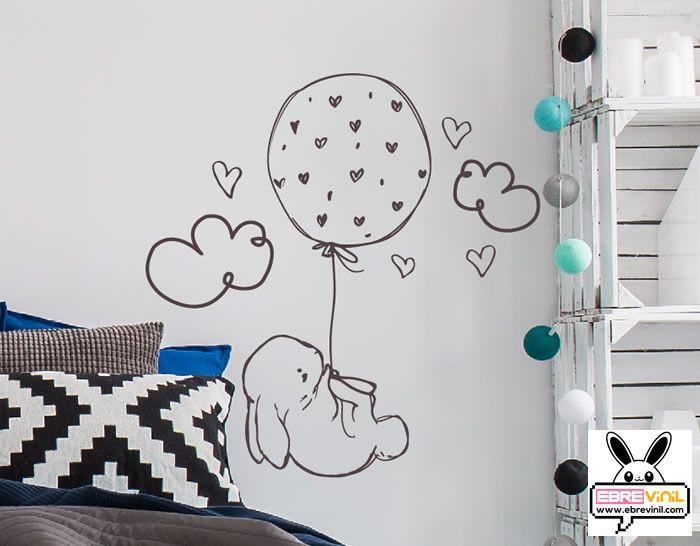 50 best images about vinilos decorativos infantiles para for Vinilos decorativos pared ninos