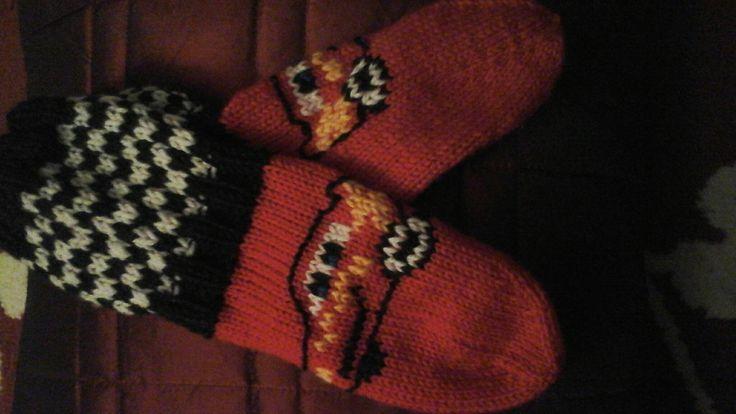 tytär tilasi kummipojalleen sukat 🚘