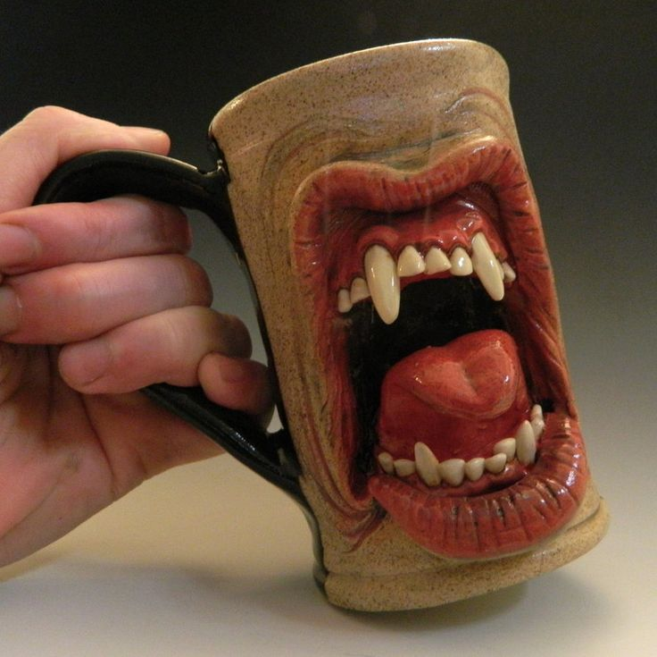 The Son of the Morning Beast Mug - FOR SALE by thebigduluth.deviantart.com on @DeviantArt