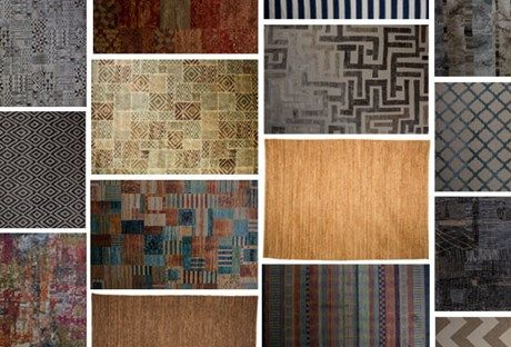 Beautiful range of rugs of all sizes and designs