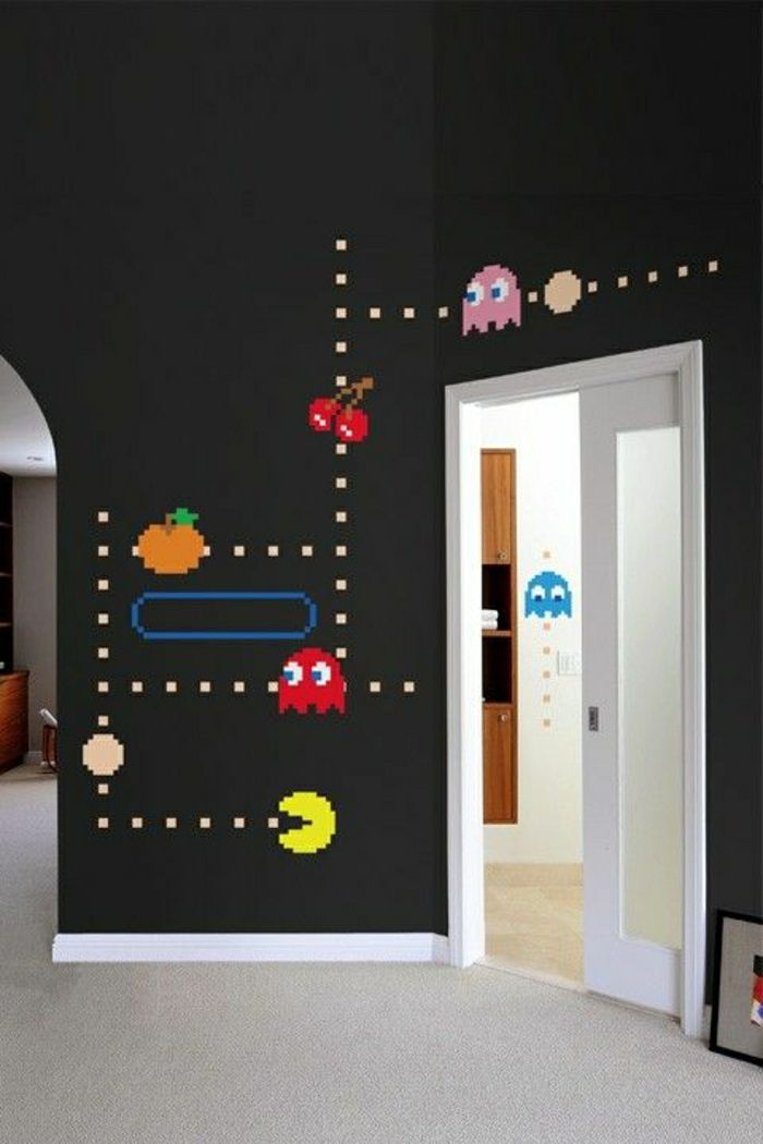 Cool wall decals, suitable for every room