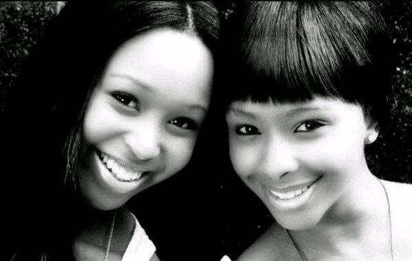 Minnie and Boity .. (Minnie Dlamini, Boitumelo Thulo) #SouthAfrica