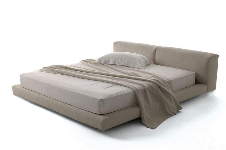 Softwall Bed by Piero Lissoni for Living Divani   Space Furniture