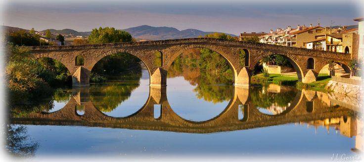 Puente la Reina, Navarra, Camino de Santiago