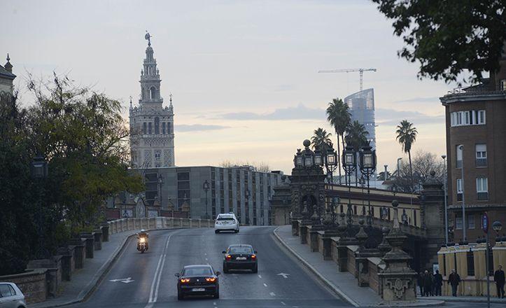 Puente de San Bernardo. Sevilla
