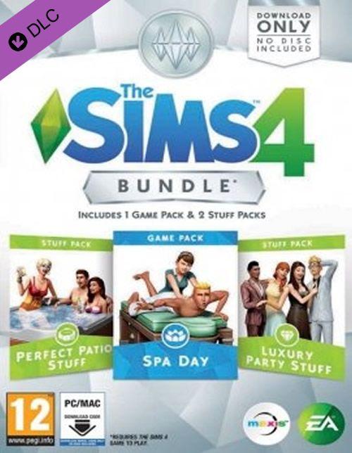 The Sims 4 - Bundle Pack 1  Worldwide Region: Worldwide Language: Multilanguage Platform: Origin  https://gamersconduit.com/product/the-sims-4-bundle-pack-1-origin-worldwide/