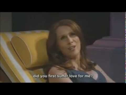 Benedick tells Beatrice of his challenge (Much Ado About Nothing) - YouTube