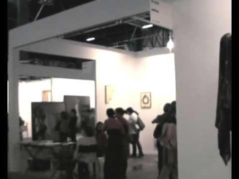 Acción de Julio Falagán en ARCO 09