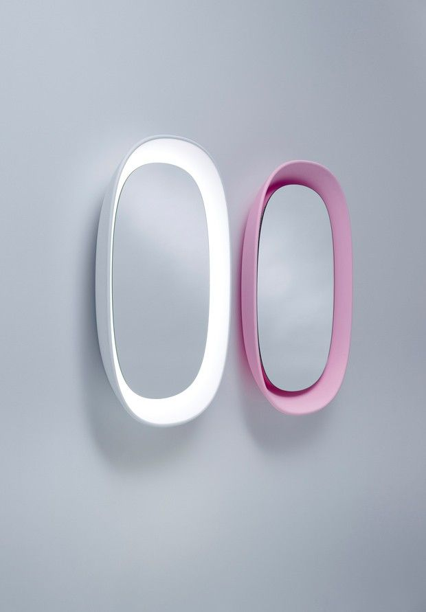 Karim Rashid pour REFLECT+ par Deknudt Mirrors - Journal du Design